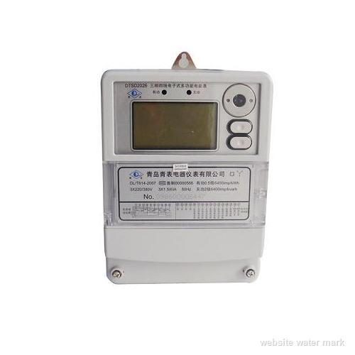 全功能三相多功能电度表DTSD2026/DSSD2026